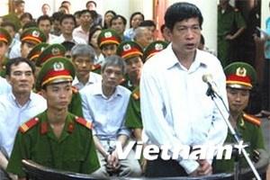 Nguyên Tổng giám đốc PMU 18 lại sắp hầu tòa