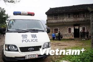 Trung Quốc thêm hai vụ cuồng sát, 10 người chết