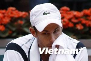 Bị thua trắng, Roddick cay đắng rời Roland Garros