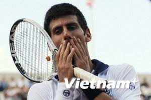 "Roland Garros tiếp tục ""sốc"" với Novak Djokovic"