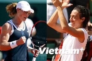 Chung kết Roland Garros: Schiavone đối đầu Stosur