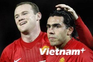 Man City quyết chiến với Real Madrid để có Rooney