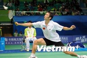 Để thua Lin Dan, Tiến Minh chia tay giấc mơ ASIAD