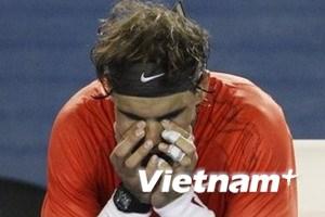 Cú sốc Rafael Nadal