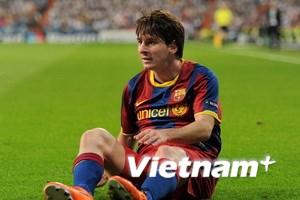Messi lỡ lượt về?