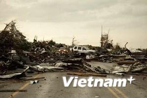Mỹ: Cận cảnh bang Missouri hoang tàn vì lốc xoáy