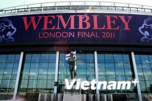 Lên ngôi tại Wembley