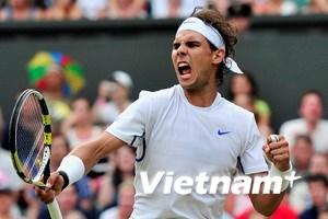 Nadal bị chấn thương