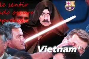 """chế"" ảnh Mourinho"