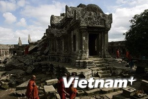 Thái và Campuchia tiếp tục thảo luận việc rút quân