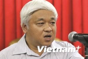 Clip phát biểu gây sốc của bầu Kiên nhằm vào VFF