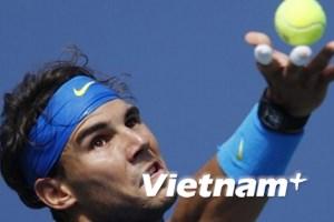 Nadal khẳng định sức mạnh nhà vô địch US Open