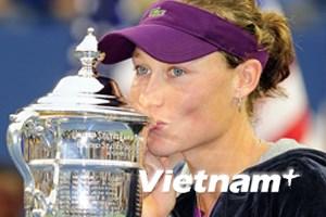 Samantha Stosur lần đầu đăng quang US Open