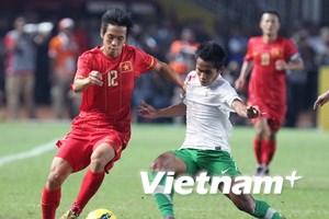 Hình ảnh và video trận U23 Việt Nam-U23 Indonesia