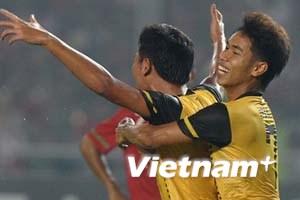 Malaysia lại đăng quang
