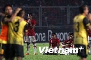 """Indonesia """"tố"""" trọng tài"""