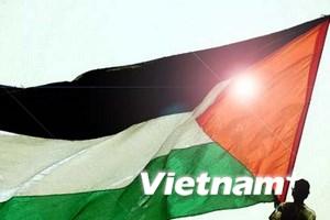 Công nhận Palestine
