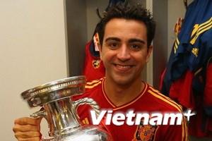 Xavi muốn đoạt thêm cúp