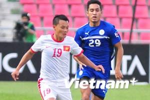 Thua Philippines 0-1, tuyển Việt Nam rơi vào thế khó