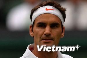 """""""Tàu tốc hành"""" Federer bị văng khỏi tốp 4 thế giới"""