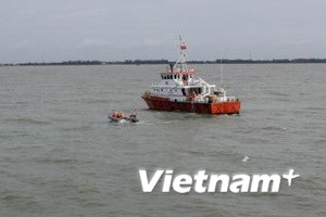 Tìm thấy thi thể thứ 2 trong vụ chìm canô ở Cần Giờ