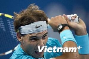 Nadal lên ngôi số 1