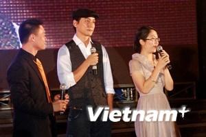 Ngô Ngạn Tổ trò chuyện với người hâm mộ Việt Nam