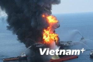 Thêm nguyên nhân dẫn tới vụ nổ giàn khoan của BP