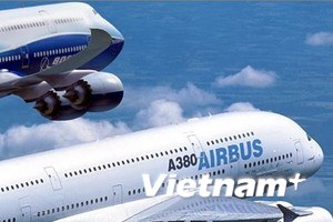 Airbus vượt qua Boeing