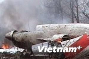 Nga chưa có kết luận vụ tai nạn máy bay Ba Lan