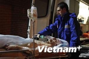 Nga: 8 người nước ngoài thiệt mạng tại vụ nổ bom
