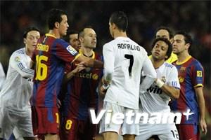 Thông tin thú vị trước trận kinh điển Barca-Real 4.0
