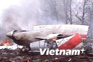 Tổng thống Ba Lan thiệt mạng do lỗi của phi công