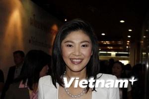 Sứ mệnh đầy khó khăn của bà thủ tướng Yingluck