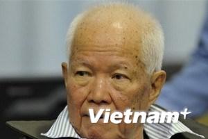 Campuchia: Tiếp tục xét xử ba thủ lĩnh Khmer Đỏ