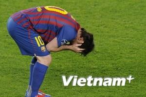"""""""Thất bại của Barca không phải sự kết thúc 1 chu kỳ"""""""