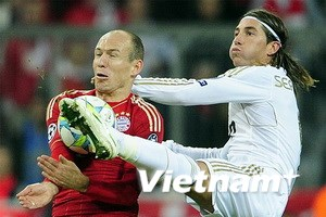 Thông tin thú vị trước trận đấu Real Madrid-Bayern