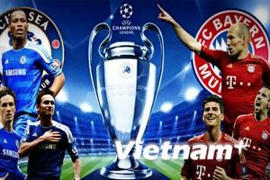 "đại chiến"" Bayern-Chelsea"