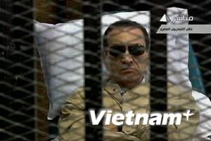 Cựu Tổng thống Ai Cập Mubarak bị tù chung thân
