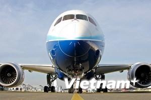 Dây chuyền lắp ráp máy bay Boeing 787 Dreamliner