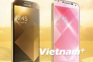 Galaxy S4 bằng vàng
