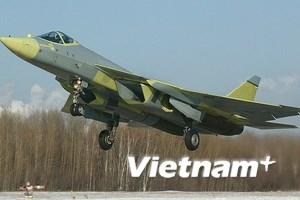 Cất cánh thử T-50