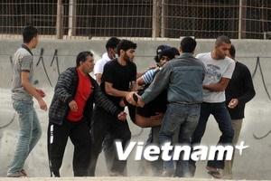 Bạo lực leo thang ở Bahrain, 200 người bị thương