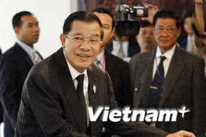 Thủ tướng Campuchia tiến hành họp nội các mới