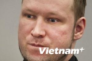 Breivik đã từng phấn khích hét lên sau khi thảm sát