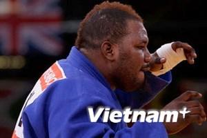 Thầy trò Judo của CHDC Congo trốn khỏi Olympic