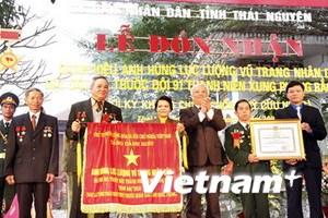 Khúc tráng ca từ Đại đội thanh niên 915 Bắc Thái