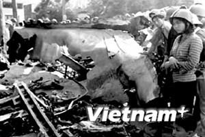 Kỷ niệm chiến thắng Điện Biên Phủ trên không ở Nga