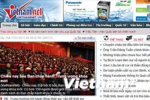 """Tìm thấy máy chủ điều khiển """"đánh"""" VietNamNet"""