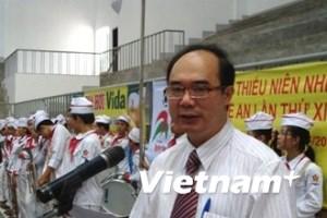 Báo VietNamNet chính thức có Tổng biên tập mới